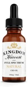 Kingdom Harvest CBD Coupons Oils