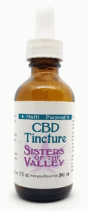 Sisters Of The Valley CBD Coupons Tinctures