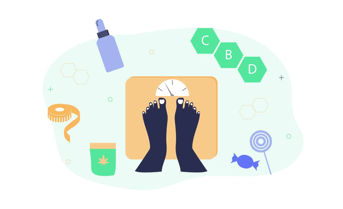 Does CBD help with weight loss and increase metabolism? - Save on Cannabis
