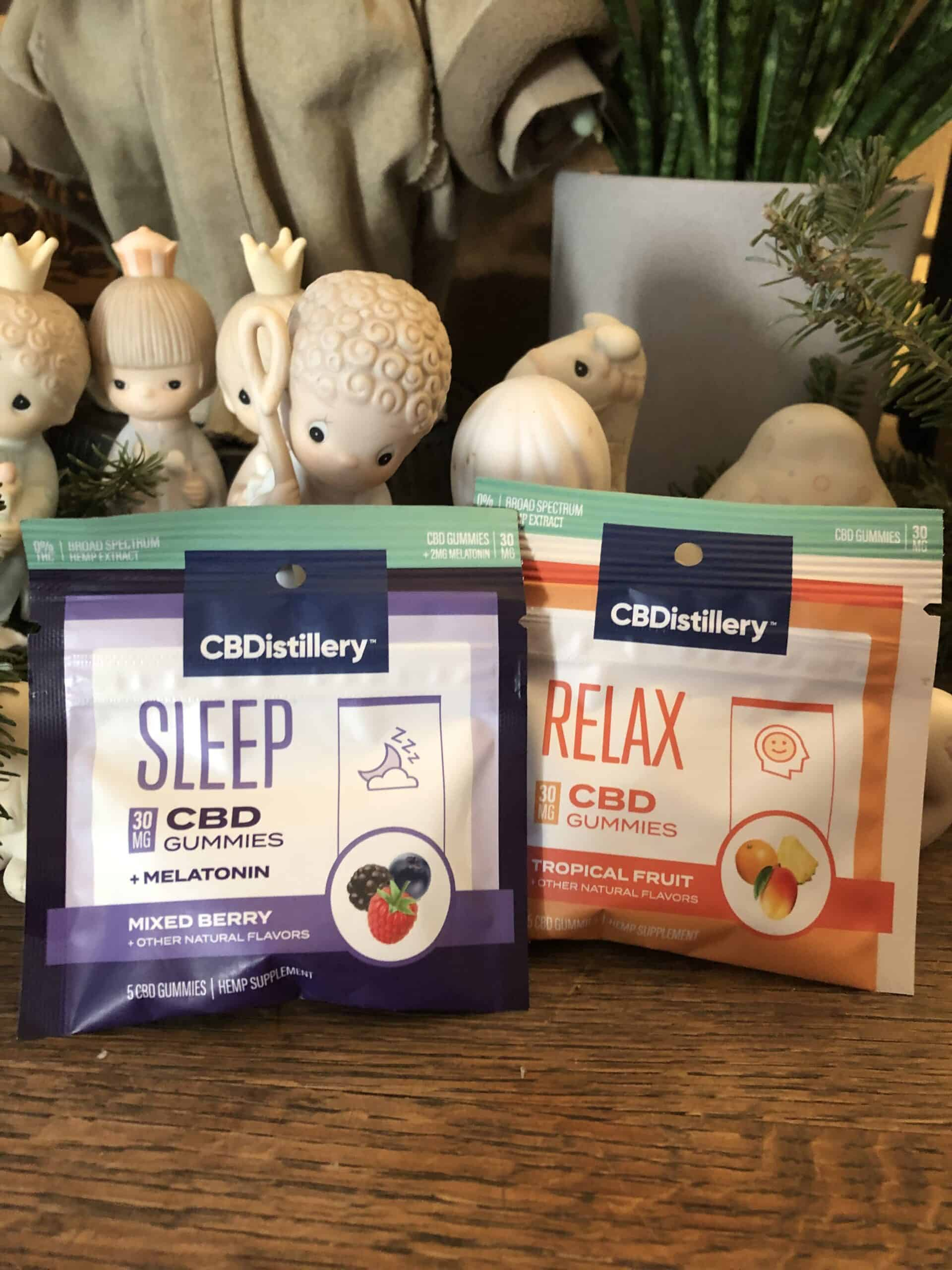 Cbdistillery Sleep Gummies Save On Cannabis Review Beauty Shot