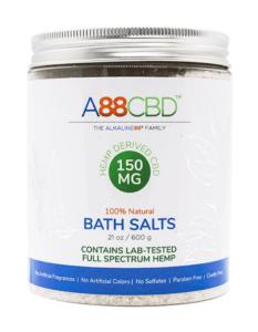 A88CBD Coupons Bath Salts