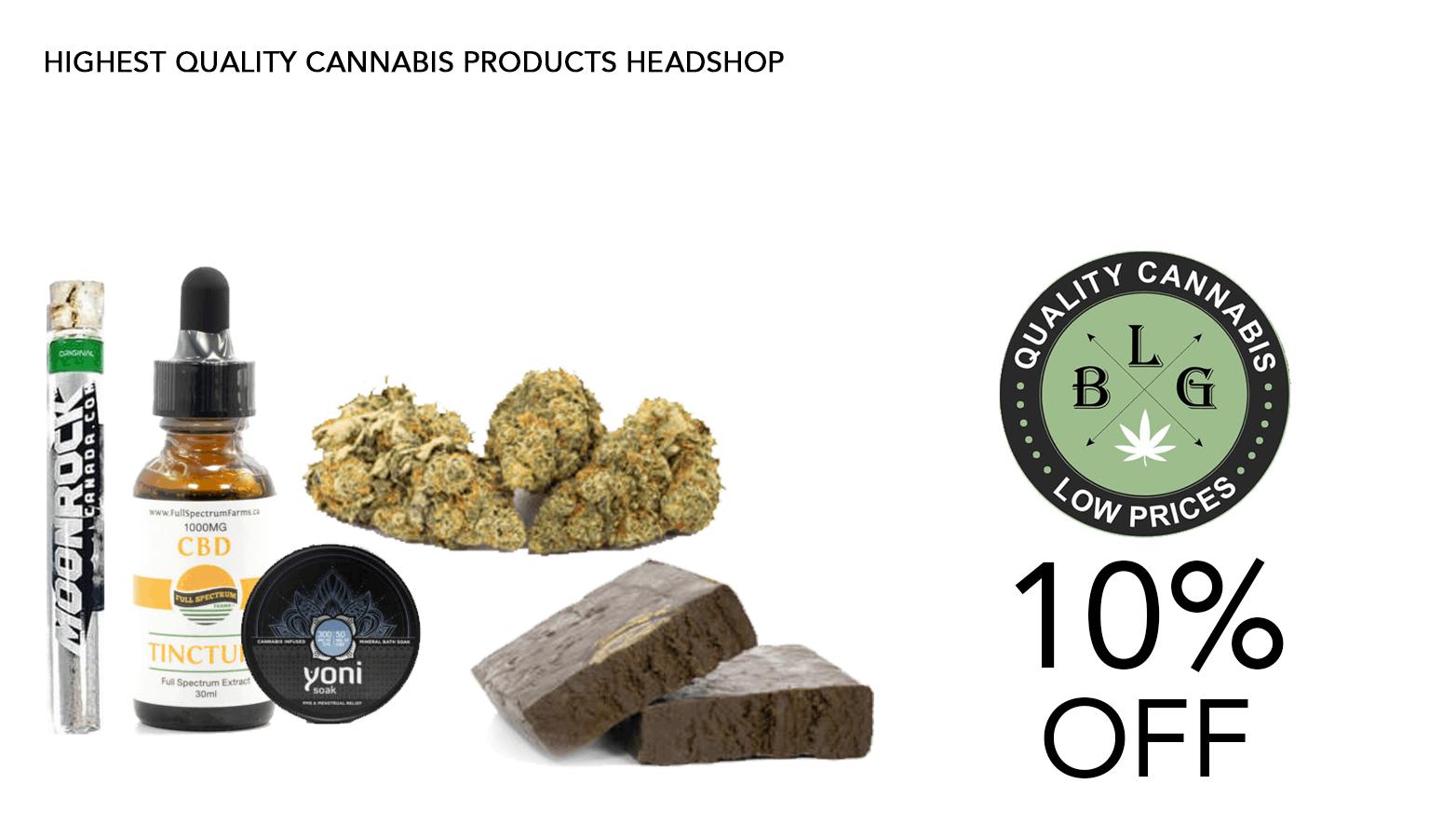 BuyLowGreen Cannabis Coupon Code Offer Website