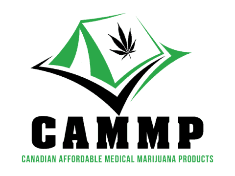 CAMMP Cannabis Coupons Logo