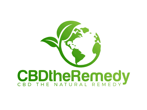 CBD The Remedy Coupons Logo
