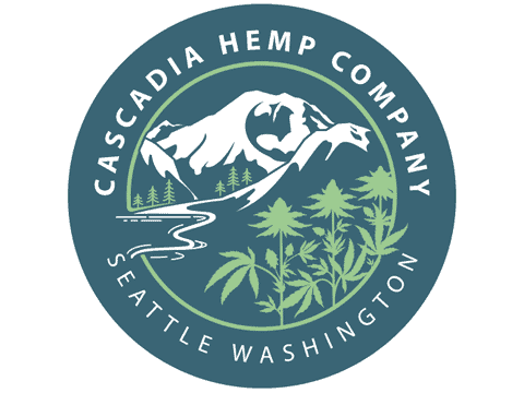 Cascadia Hemp Co. CBD Coupons Logo
