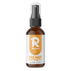 Hemp Crate Co Coupons Redeem Therapeutics Tincture