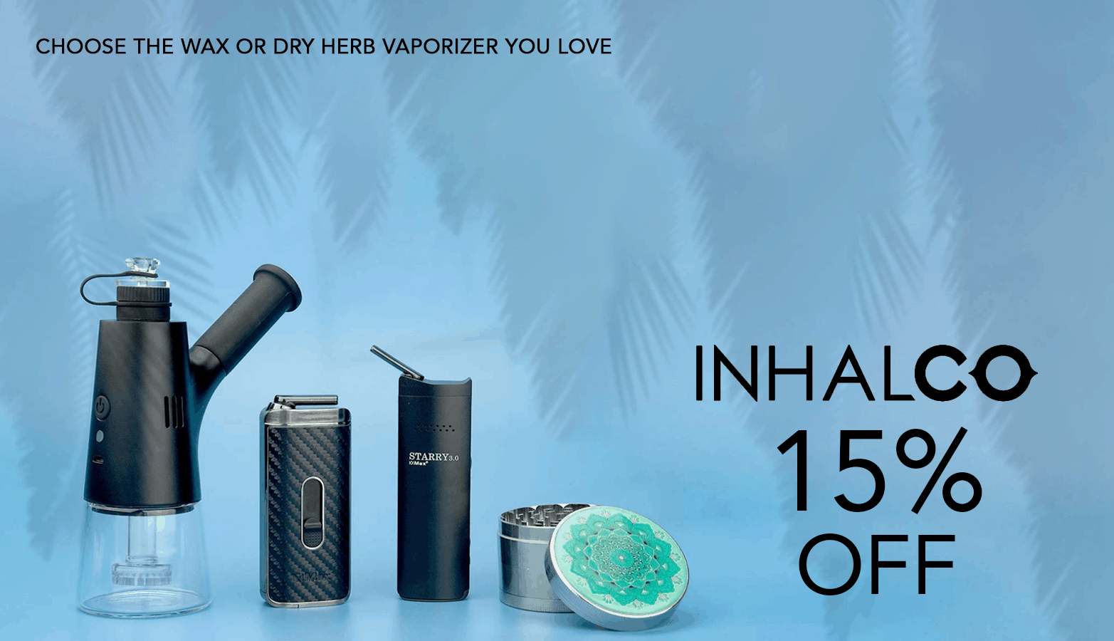 Inhalco Accessories Subscription Box Coupon Code Offer Website