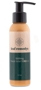 Leaf Remedys Coupons Muscle Relief Gel