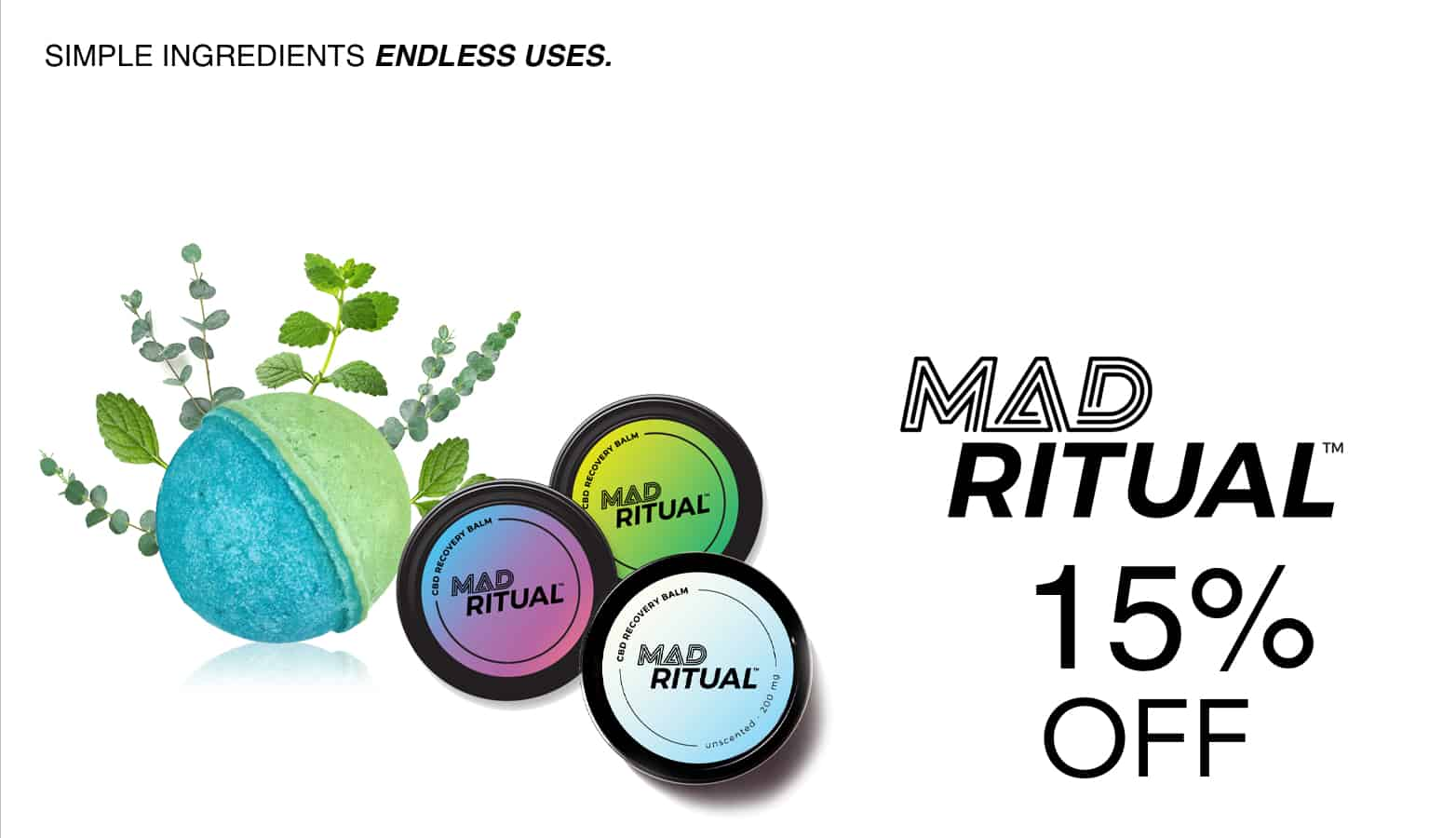 Mad Ritual CBD Coupon Code Offer Website