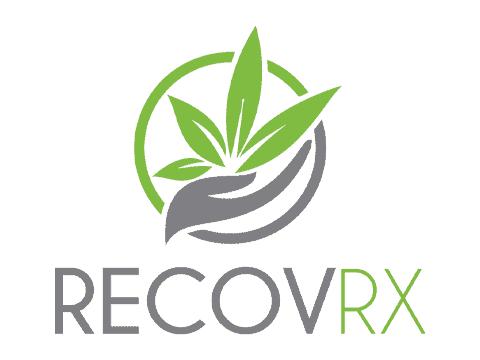 RECOVRX CBD Coupons Logo