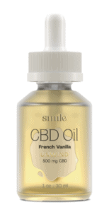 Smile CBD Coupons French Vanilla Oil