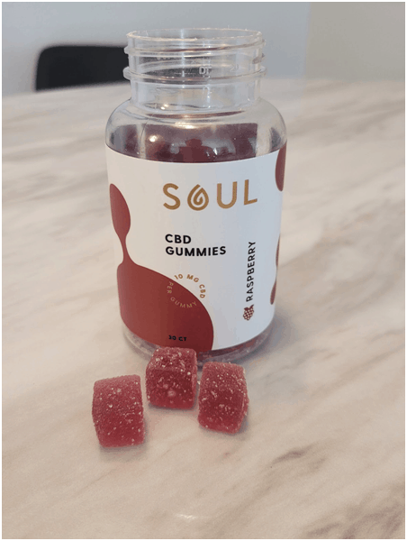 Soul CBD Gummies Save On Cannabis Review Beauty Shot