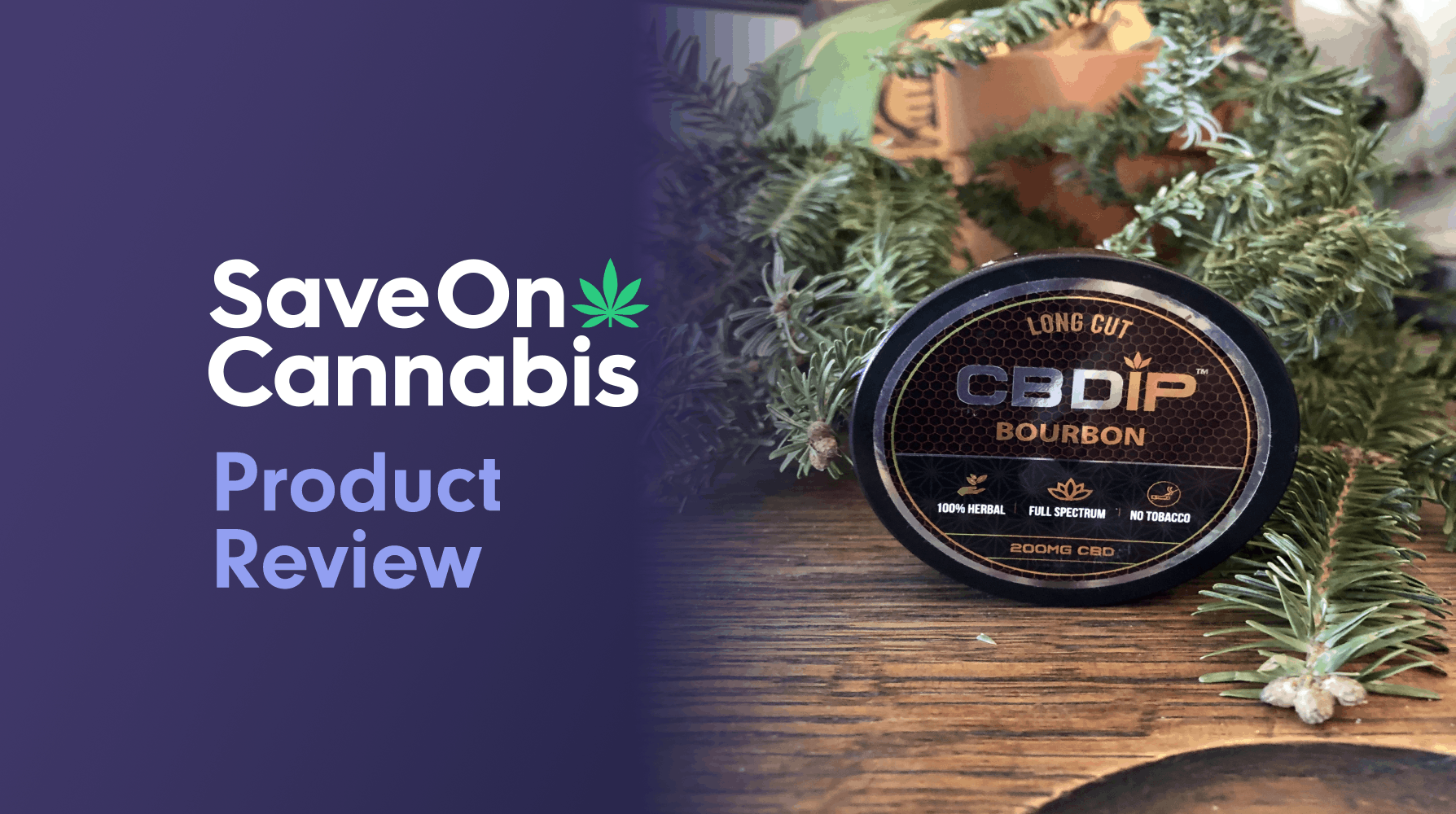 Flora CBD Full Spectrum Dip Bourbon Save On Cannabis Review Website