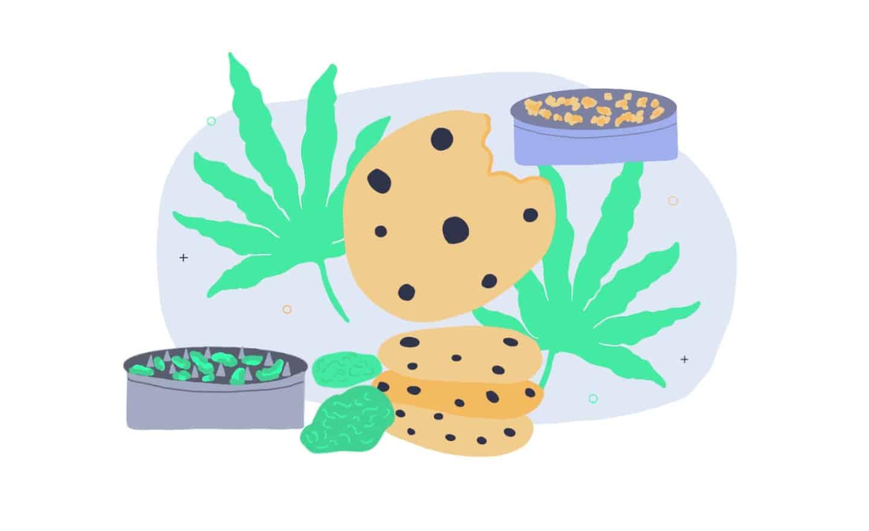 how to make kief cookies