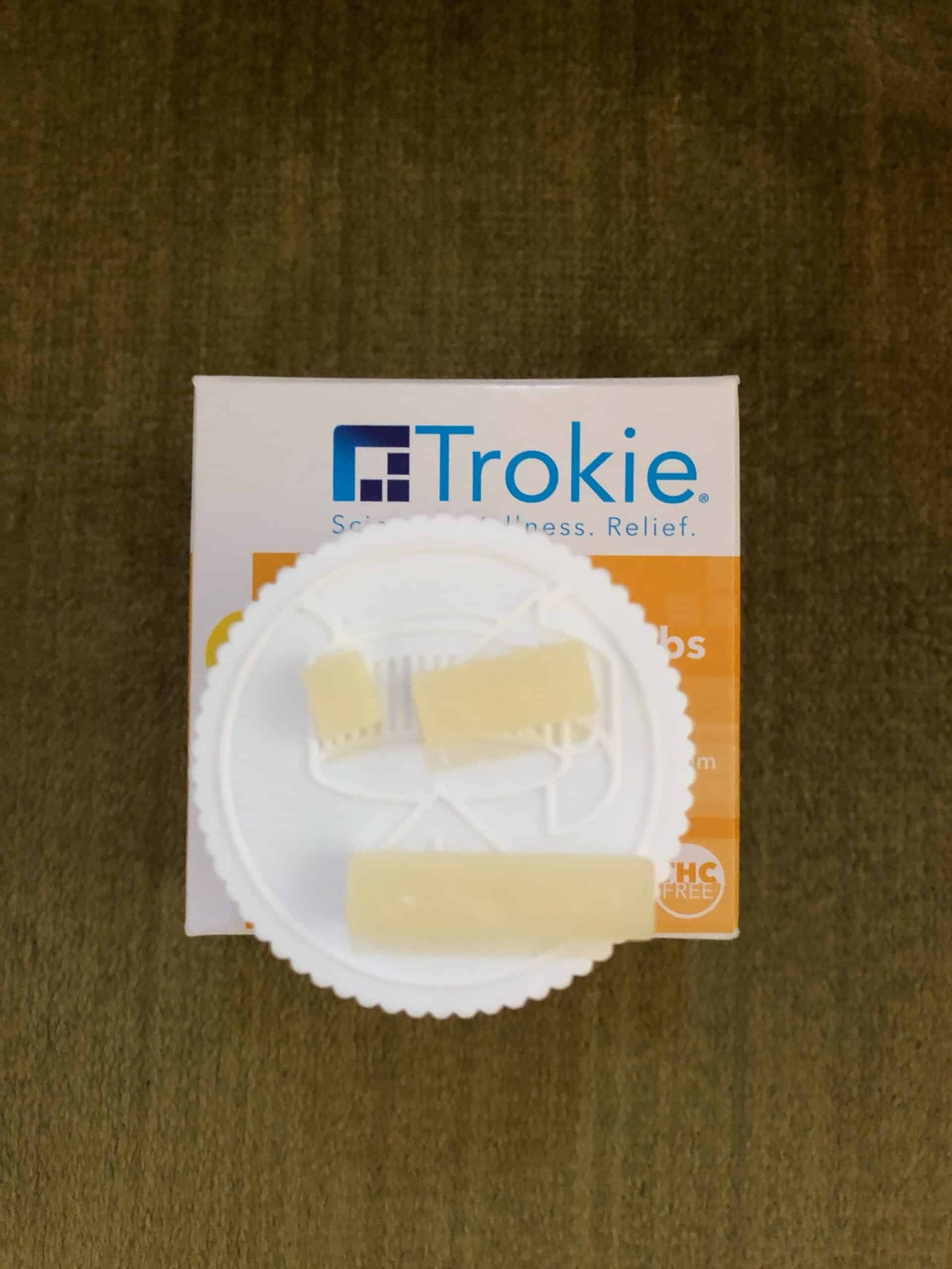 Trokie Fast Melt Tabs Save On Cannabis Review Beauty Shot