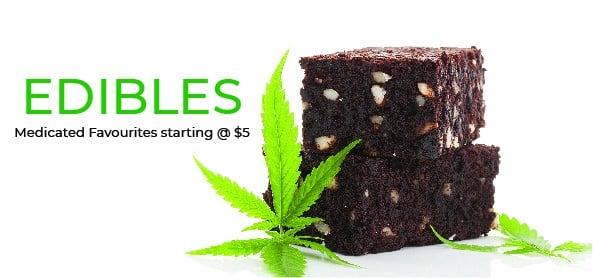 Cannabis Edibles Online - XpressGrass