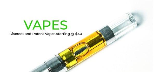 Get Cannabis Vapes Online at XpressGrass