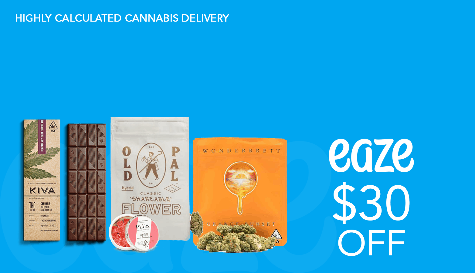 Eaze CBD Coupon Code Offer Website