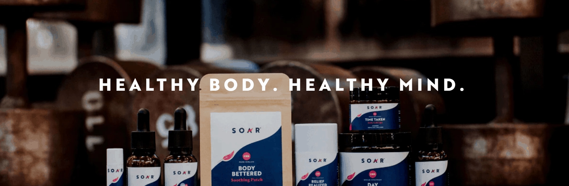 Soar CBD Coupons Our Products