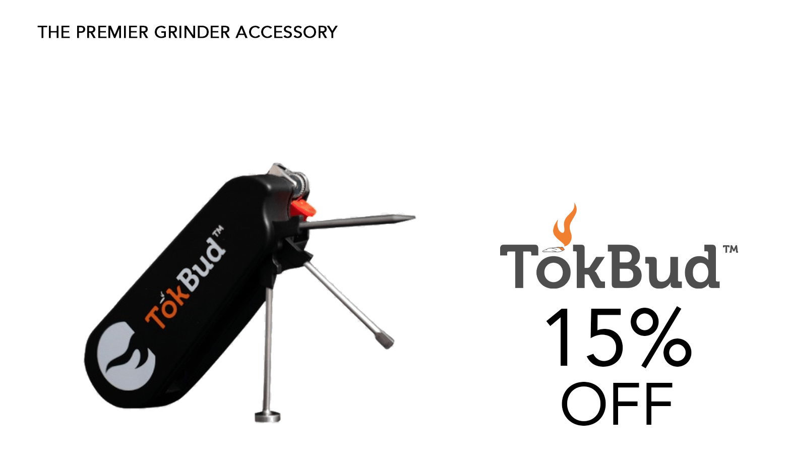 TokBud By Elevated Machines Smoking Accessories Coupon Code Offer Website
