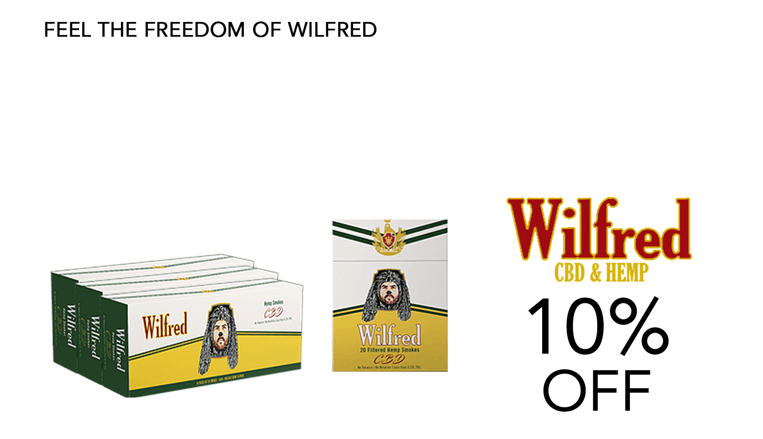 Wilfred CBD Coupon Code 10 Percent Offer Website