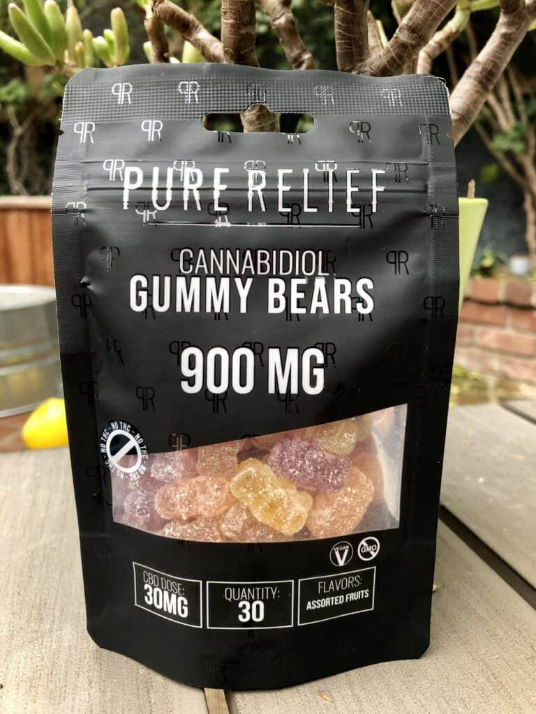 Pure Relief Daytime Hemp Gummies Save On Cannabis Review