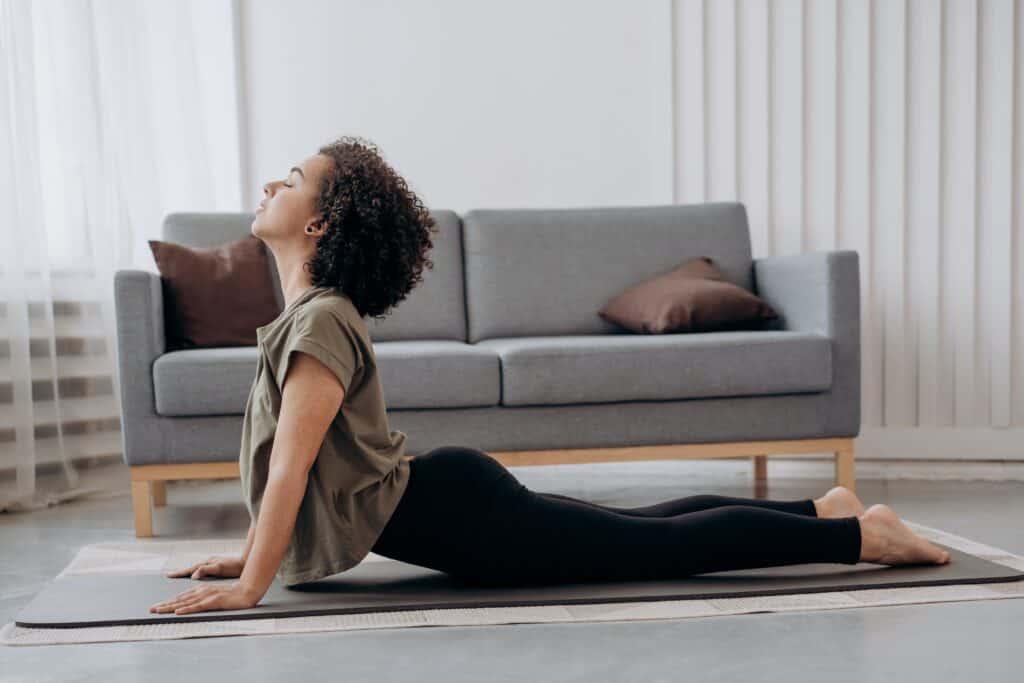 Yoga and CBD