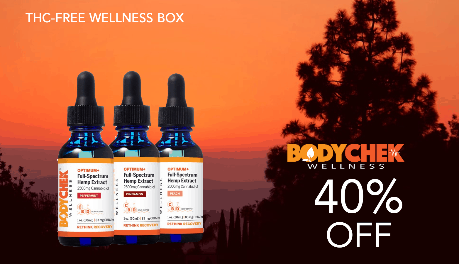 Body Check Wellness CBD Coupon Code Offer Website