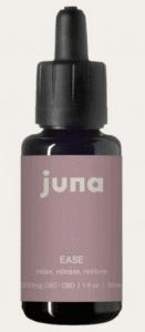 Juna CBD Coupons Ease CBG CBD 1200 mg