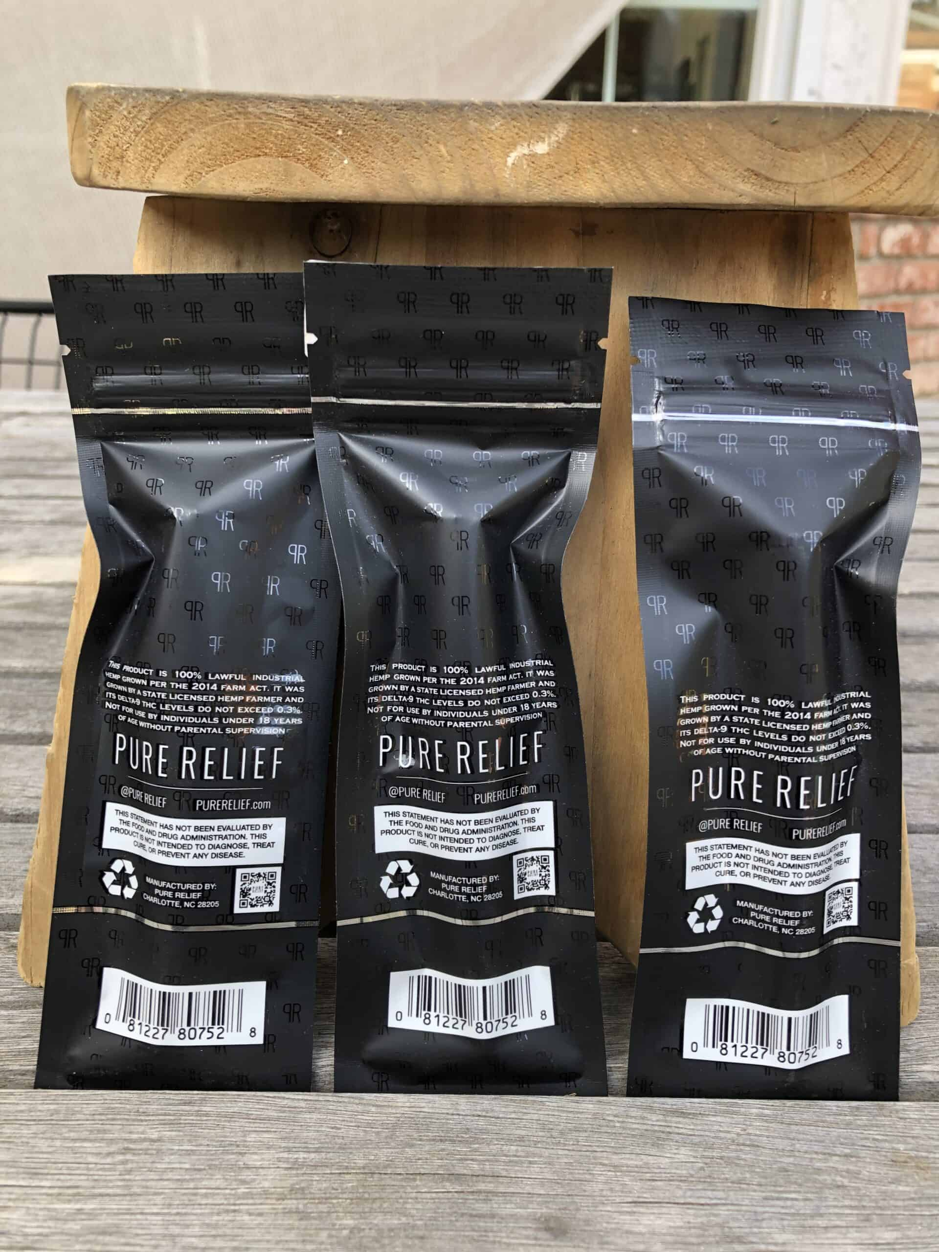 Pure Relief Pre Rolled Joints Save On Cannabis Review Specifications