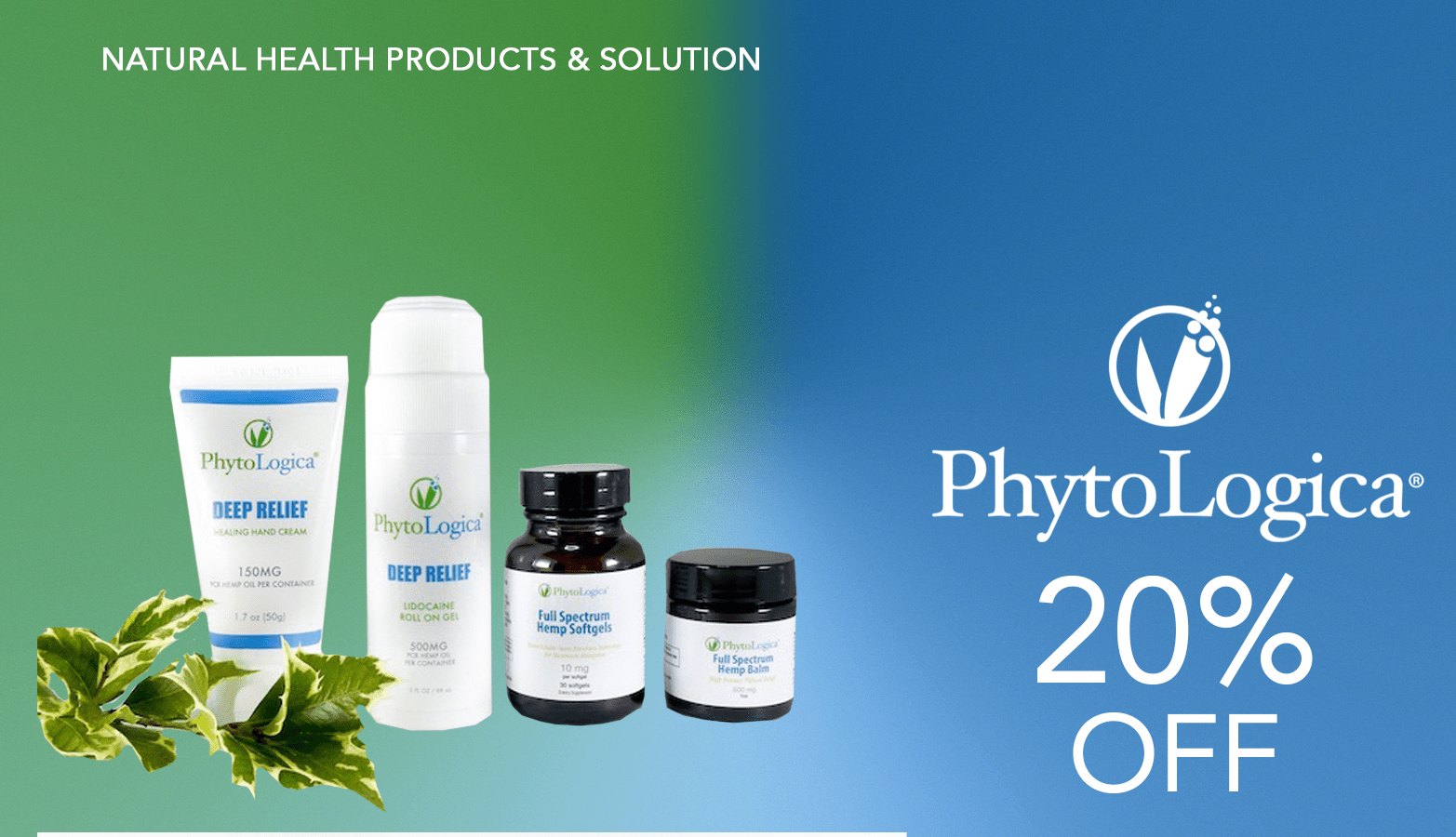 PhytoLogica verified coupon