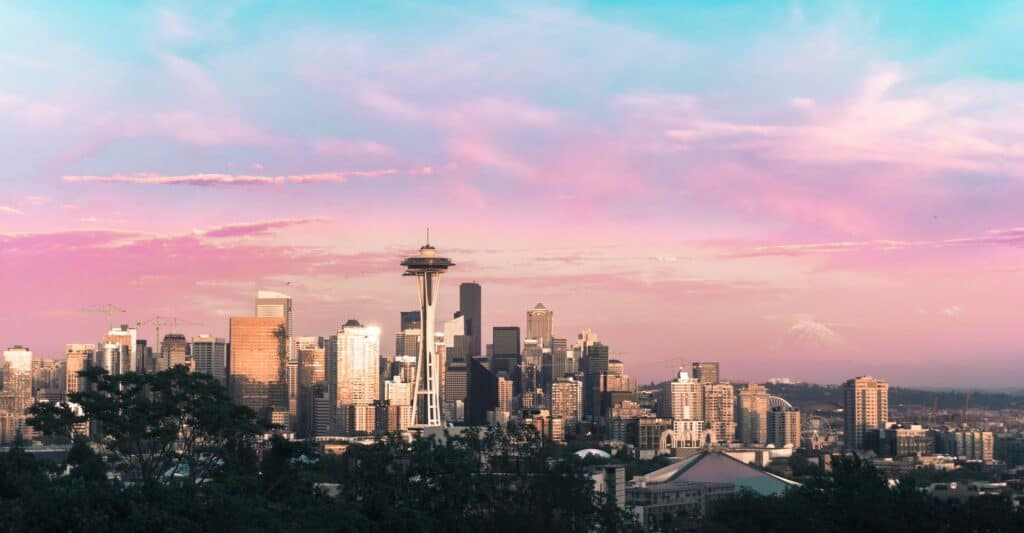 Seattle, WA is a great place to visit and enjoy weed products