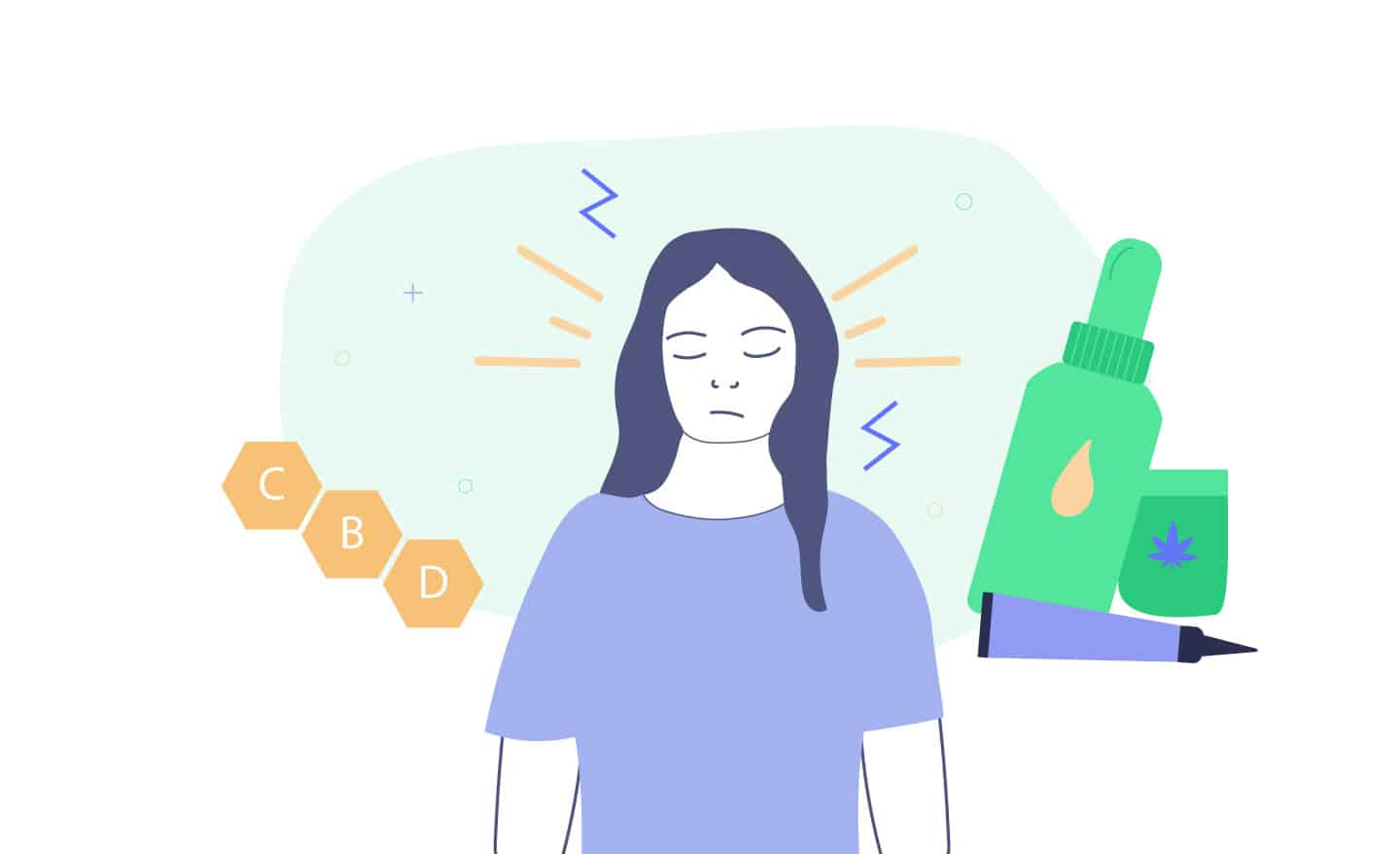 Using CBD for Stress and Discomfort