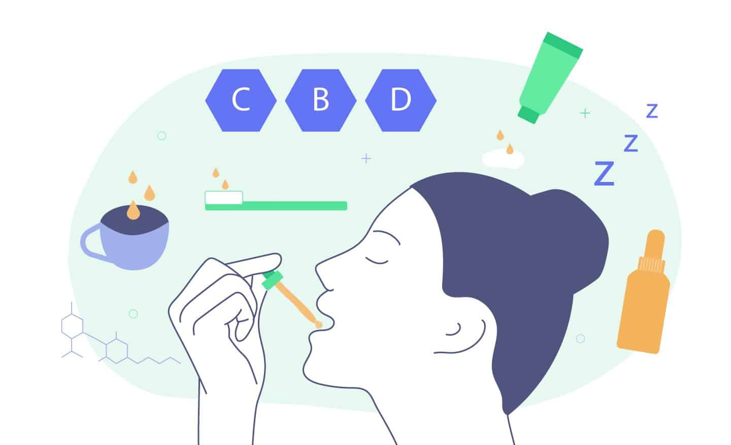 7 Ways to Use CBD for External Beauty
