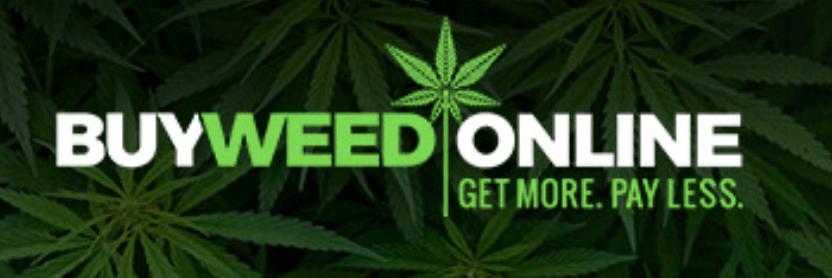 Buy Weed Online Coupon Code Logo