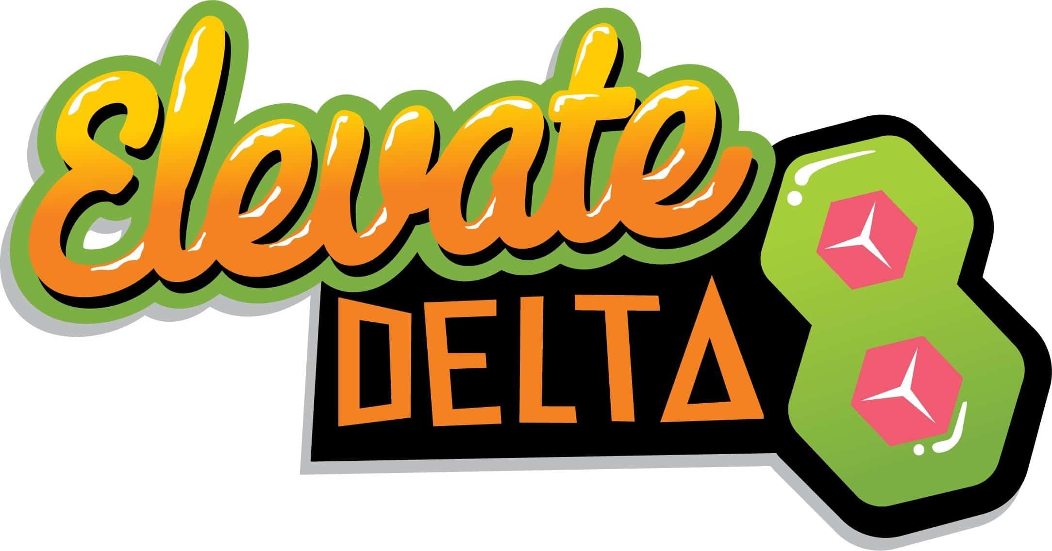 Elevate Delta 8 CBD Coupon Code Logo