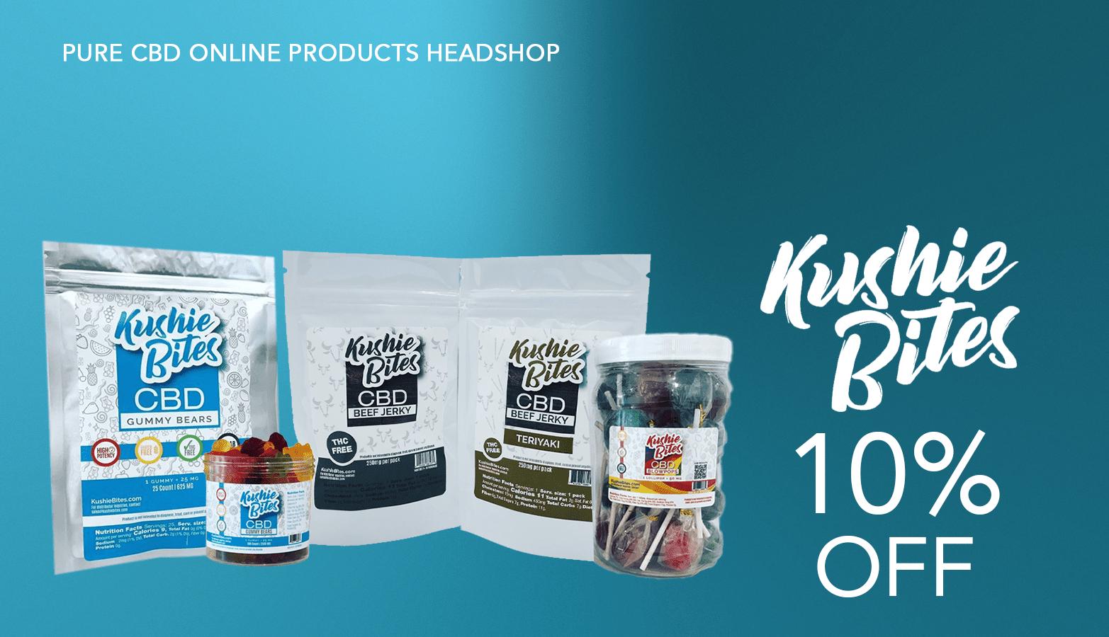 Kushie Bites Edibles Online