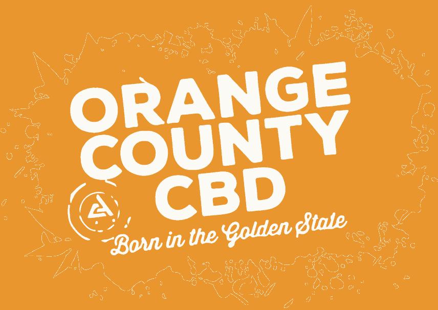 Orange County CBD Coupon Code Logo