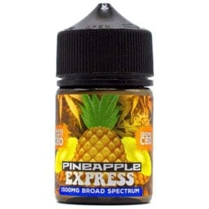 Orange County CBD Coupon Pineapple Express CBD E Liquid