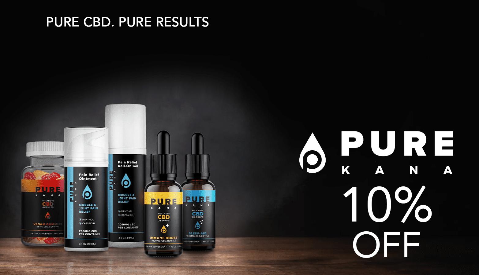 Pure Kana Coupon Code Website