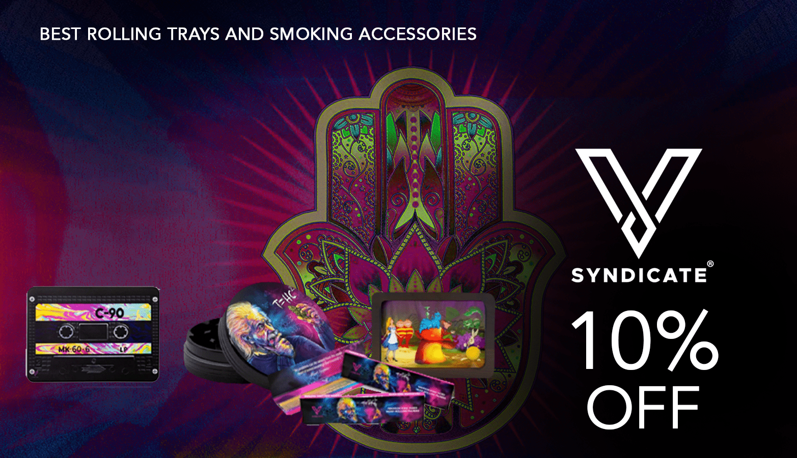 V Syndicate Coupon Code Website