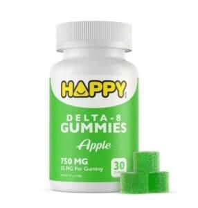 Happy-Delta-CBD-Coupon-Apple-Delta-8-Gummies