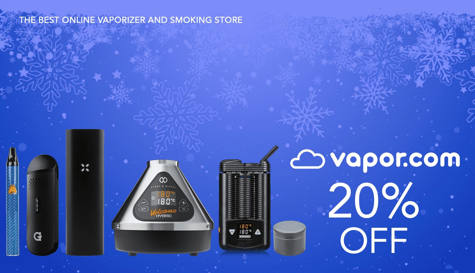 Vapor.com Promo 20 Percent Off