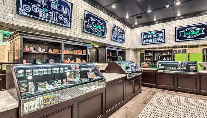 NuLeaf Dispensary in Las Vegas