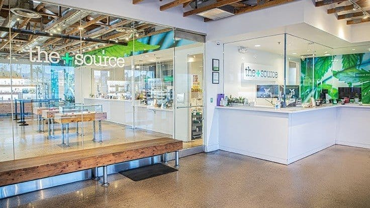 The Source Vegas Dispensary & delivery services