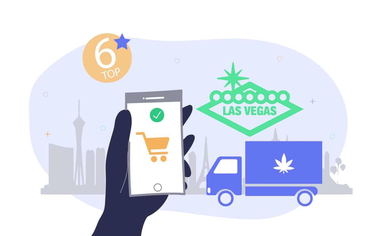 best weed delivery dispensaries in Las Vegas